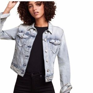 Talula denim jean jacket size extra small